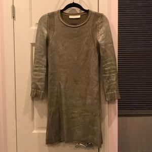 See By Chloe Holiday Sweater Dress